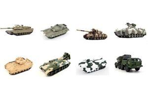 Die - Cast Panzer Tank Fertigmodelle 1:72   Auswahl