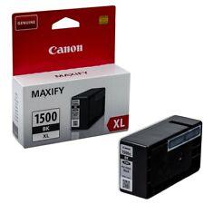 Canon PGI-1500 XL BK Noir Cartouche D'Encre