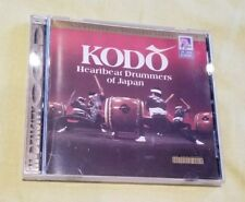 SHEFFIELD Lab GOLD CD-10507-2-G: KODO Heartbeat Drummers of Japan - excellent