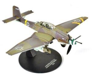 ATLAS 1/72 WWII FIGHTERS LUFTWAFFE JUNKERS JU-87 JU87 G-2 STUKA TANK BUSTER 1944