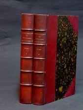 BERNARDIN DE SAINT-PIERRE - OEUVRES CHOISIES - AIMÉ-MARTIN -1838 - 2/2 volumes