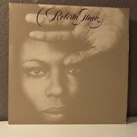 """ROBERTA FLACK - Self Titled - 12"""" Vinyl Record LP - EX"""