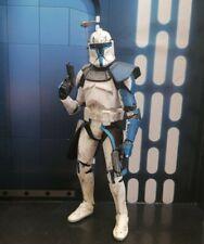 Star Wars The Black Series 6 Inch 501st Clone Trooper Captain Rex Custom Figure