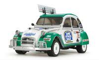 Three Battery STICK Deal: Tamiya 58670 Citroen 2CV Rally M-05RA RC Kit