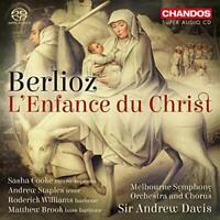 MSO/MELBOURNE CHORUS - BERLIOZ:LENFANCE DU CHRIST [CD]