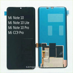 E OLED Touch Screen LCD Display Assembly Xiaomi Mi Note 10/10Pro/10Lite/CC9Pro