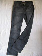 MAC Angela Damen Blue Jeans Denim Gr38 W28/L34 medium waist slim fit bootcut leg