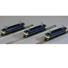 Tomix 92944 Electric Locomotive EF65-500  3 Trains Set - N