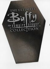 BUFFY THE VAMPIRE SLAYER ULTIMATE COFFIN CARD NUMBERED UBC-1   READ