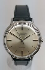 Rare IWC Vintage Mens Steel Cal C853 35mm Watch 603A Automatic