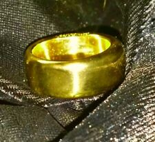 NEW THIS YEAR USA 24K SOLID GOLD BULLION  1OZT RING JOEY NICKS ANARCHY JEWELRY J