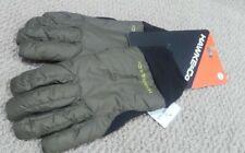 NEW Hawke & Co Men's Gloves Lightweight Nylon Gloves Fractal olive small/medium