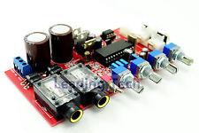 Kara OK Dual Preamplifier Board M65831AP + NE5532 AC12V-15V 2 × 3300UF Amp Parts