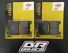 Yamaha XV 1000 Virago 1986 1987 1988 SBS Ceramic Front Brake Pads 555HF