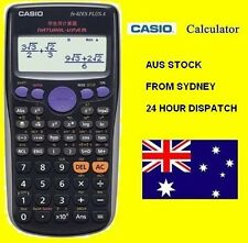 Genuine New CASIO fx-82ES PLUS A Scientific calculator BLACK AUS Stock FREE POST