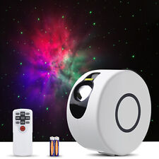 Galaxy Projector Star Projector with Led Nebula Cloud Star Light Projector White