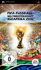 Playstation Portable PSP FIFA Fußball-Weltmeisterschaft Südafrika Spiel in OVP