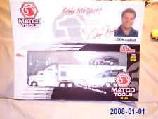 MATCO TOOLS 1/64 TRANSPORTER AND VIPER 1998