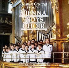 Christmas Greetings From the Vienna Boys Choir by Vienna Boys' Choir (CD, Feb-19