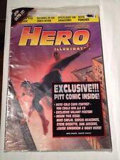 Hero Illustrated # 6 Spiderman Cover