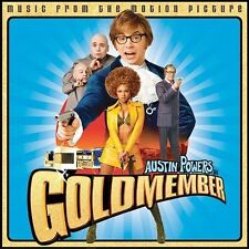 AUSTIN POWERS - Goldmember, Sndtrk CD [ECD], 2002, VG+