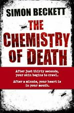 The Chemistry Of Death By Simon Beckett. 9780593055212