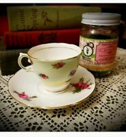 Vintage Colclough Tea Cup With Saucer