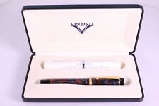 Visconti Ponte Vechio Adriatic fountain pen F NEW