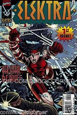 Marvel Comics 1996 ELEKTRA #1 Ongoing Varint Cover Near Mint Daredevil