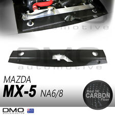 Mazda MX-5 Miata NA 89-98 OKAMI Aero Racing Radiator Cooling Panel Carbon Fiber