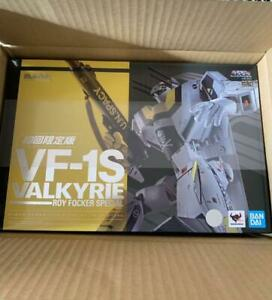 Macross DX Superalloy First Limited Edition VF1S Valkyrie Roy Focker Special