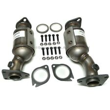 2005-2010 Fit NISSAN Xterra 4.0L Catalytic Converter 2 PIECES PAIR with Gaskets