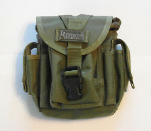 Maxpedition Waistpack M4, groß, oliv, praktisch neuwertig, Molle Tasche