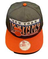 New Era New York Knicks 9Fifty Hardwood Classics Snapback Hat Cap