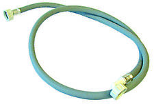 Hotpoint Dishwasher Inlet Water Fill Hose Pipe 1.5 Metre Length GREY HOSE
