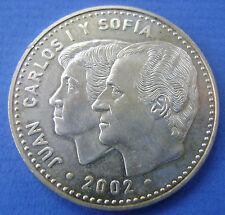 Spanje - Spain - Silver 12 Euro 2002 - EU Presidency - KM# 1049