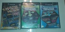 Nintendo gamecube Midway Arcade Treasures Lot Of 3 complete