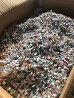 1 Tasche Von 5kg Chips Papier Für Verpackung Umzug Versandkartons Pakete