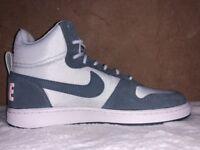 Nike Women's Court Borough Mid Premium Basketball Shoes 844907-005 Size 10