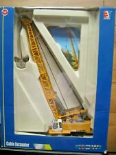 KAIDIWEI 1/87 CABLE EXCAVATOR  FINELY DETAILED # 625015 CABLE  EXCAVATOR