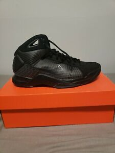 "Nike Hyperdunk 2008 Olympics ""Black Edition"" Rare. Pre-Owned. Condition 7/10"