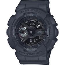 Casio G Shock Gents Series Dial Grey Resin Analog Digital Watch GMAS110CM-8A