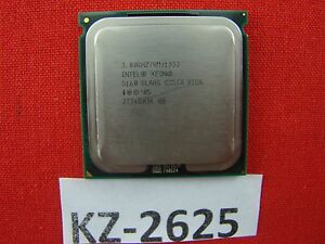 Intel Xeon 5160 Slabs 3GHz/4MB/1333MHz Socket/Socket 771 Dual Core CPU #KZ-2625