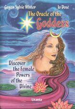 The Oracle of the Goddess, Gayan Sylvie Winter, Jo Dose - new - RARE