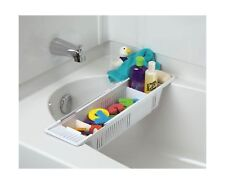 KidCo Bath Toy Organizer Storage Basket, White 1
