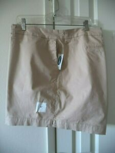 Must Have Classic! Old Navy Tan Khaki Beige Cotton Walking Casual Short 3X 26
