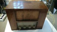 Spartan Tube Radio Model 5150, Antique, Sw 1 And 2, working condition,