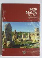 Offizieller Kursmünzensatz / KMS Malta 2020 BU  - 1 Cent - 2 Euro 5,88