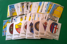 PANINI FOOTBALL CLUBS 1975 - stickers at your choice n. 1/156 - removed VG cond
