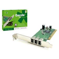 New Dazzle DV-Editor SE - video capture adapter - PCI